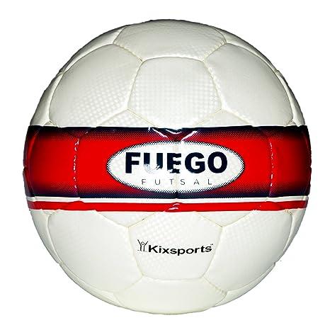 Kixsports Fuego Balón de fútbol - Nivel de Competencia Sala balón ...