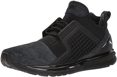 6f0107a9a17 PUMA Men s Ignite Limitless Brushed Suede Sneaker