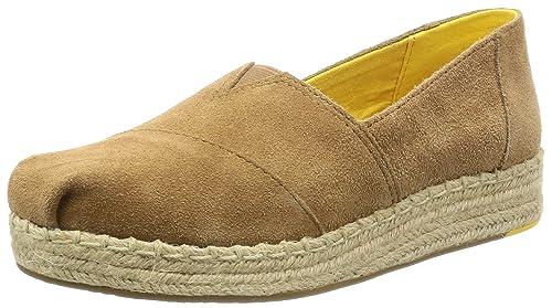 032c759d8869 TOMS Platform Alpargata Womens Espadrilles  Amazon.co.uk  Shoes   Bags