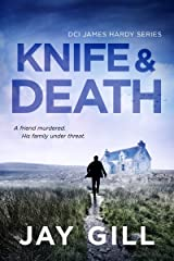Knife & Death (DCI James Hardy Series Book 1) Kindle Edition