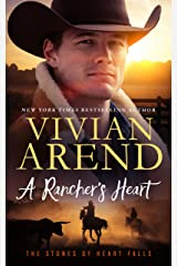 A Rancher's Heart (The Stones of Heart Falls Book 1) Kindle Edition