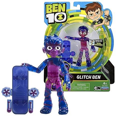 Amazon.com: Cartoon Network Year 2018 Ben Tennyson 10 Series ...