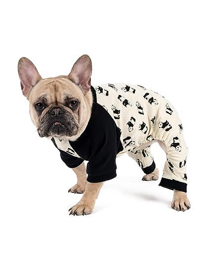 e3bc8591ee Leveret Matching Dog Pajamas Christmas Pjs 100% Cotton Panda Size X-Large