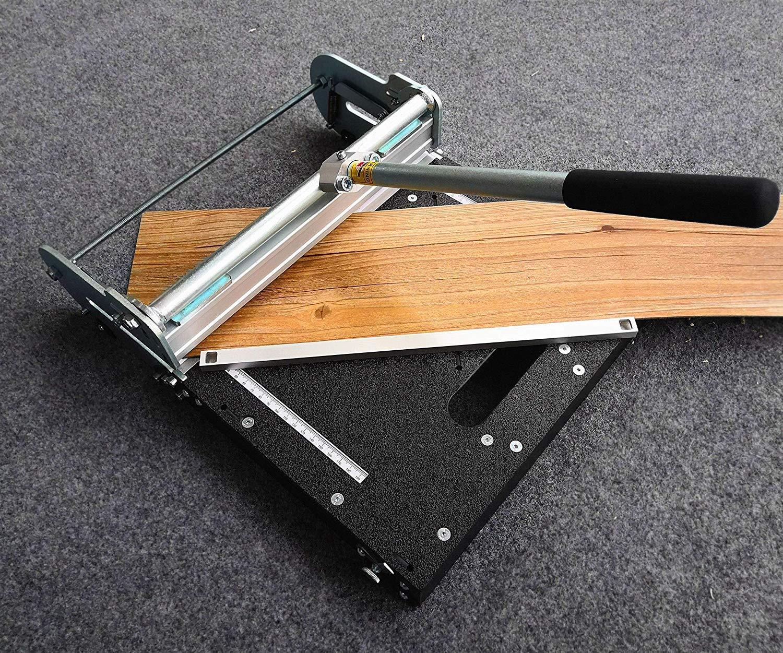 13-inch LVT/VCT/LVP/WPC/PVC/Vinyl Flooring Cutter LVT-330, Better than 12-In Vinyl Tile Cutter by MANTISTOL (Image #3)