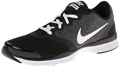 a79c19fb0d1e7 Nike Women s In-Season Tr 4 Black Cool Grey White Training Shoe 5.5