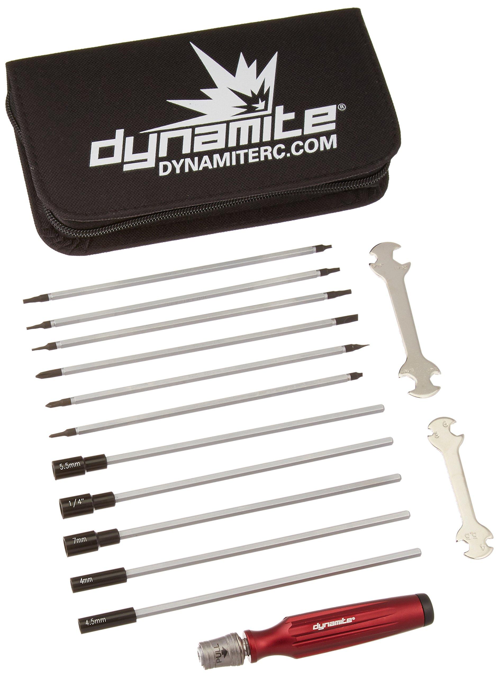 Dynamite Start Up Tool Set, DYNT0501