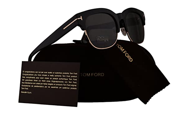 1ee5c3a6af32a Image Unavailable. Image not available for. Color  Tom Ford FT0597 Harry  Sunglasses ...