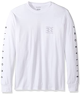 e46240311aed Amazon.com: Billabong Men's Unity Long Sleeve T-Shirt: Clothing