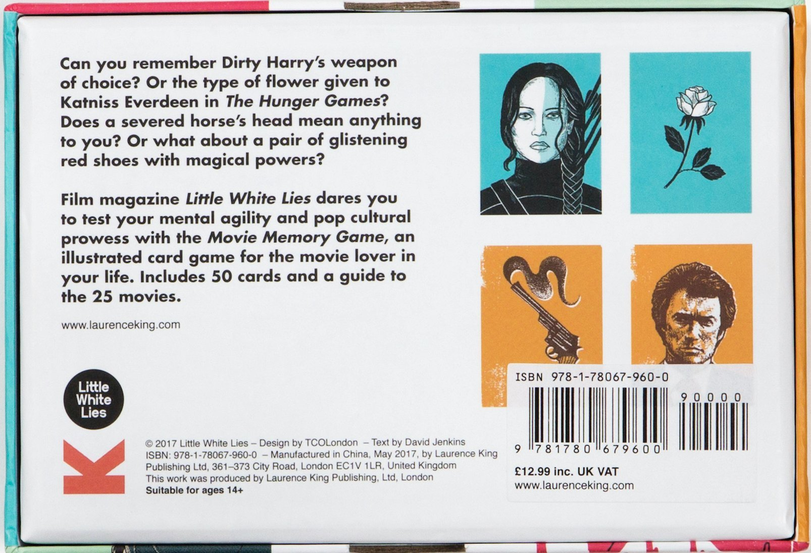 The Little White Lies Movie Memory Game Little White Lies