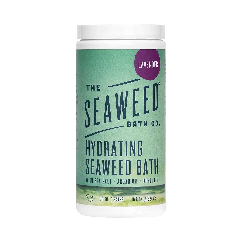 Amazon.com : The Seaweed Bath Co. Hydrating Seaweed Bath, Lavender ...