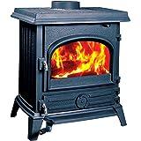 Hi-Flame HF517UBPB Pony Wood Stove