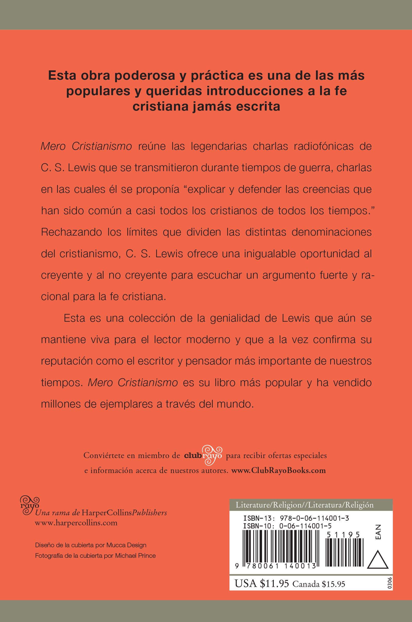 Mero Cristianismo (Spanish Edition) by HarperOne