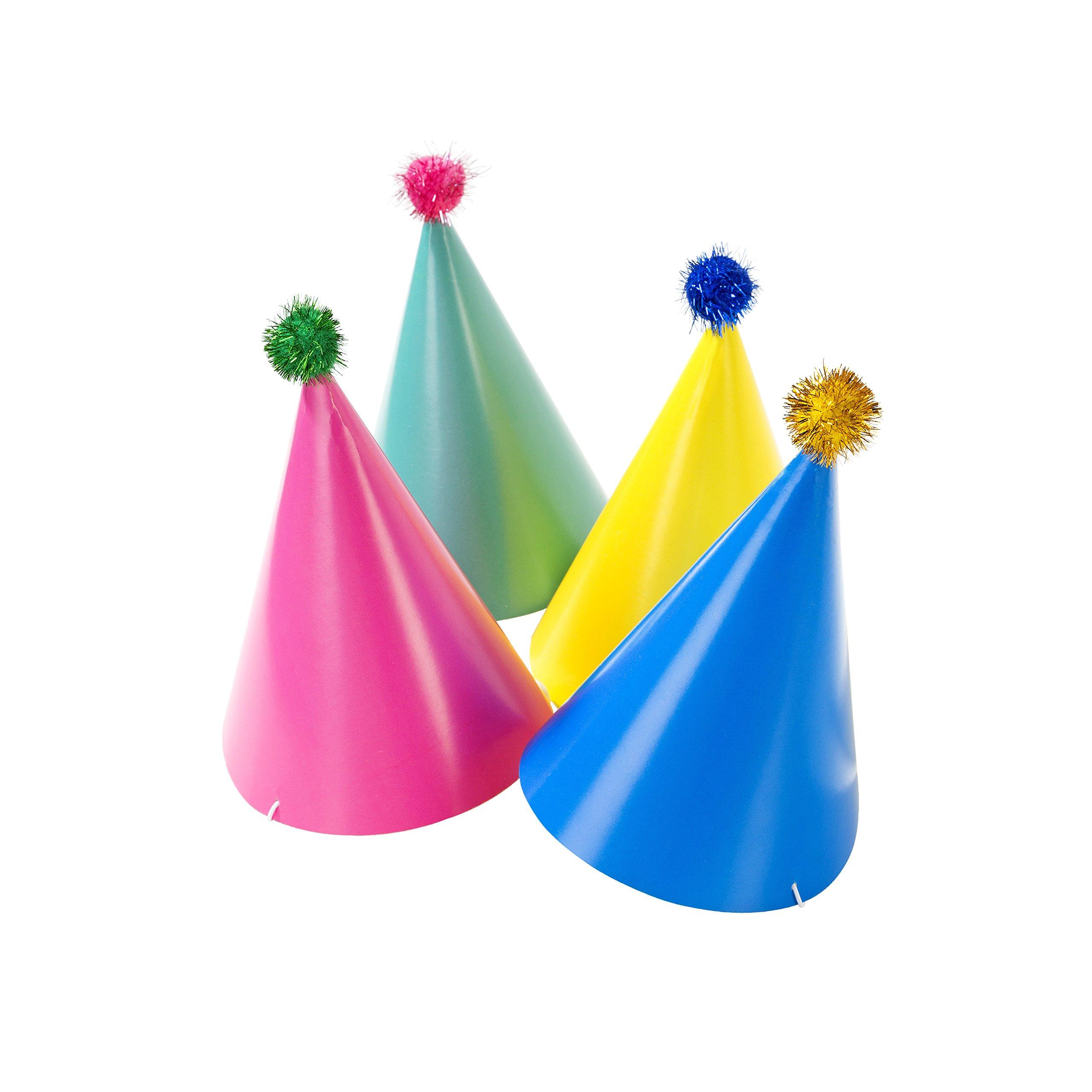 Talking Tables Bright-Hat Paper, Multicolor