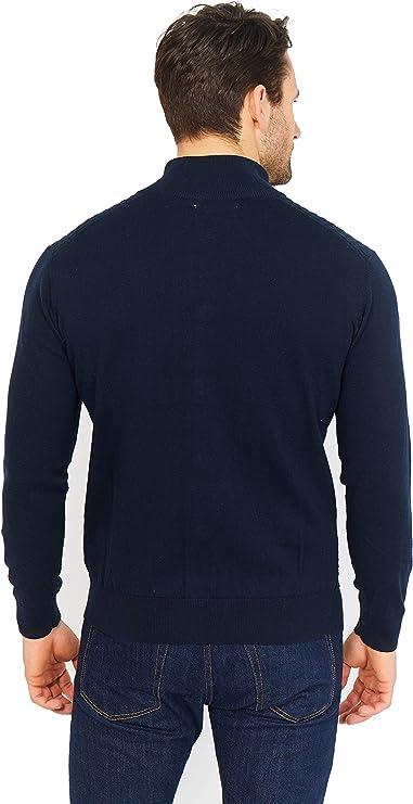 Maglione da Uomo a Righe 100/% Cotone Jack Stuart
