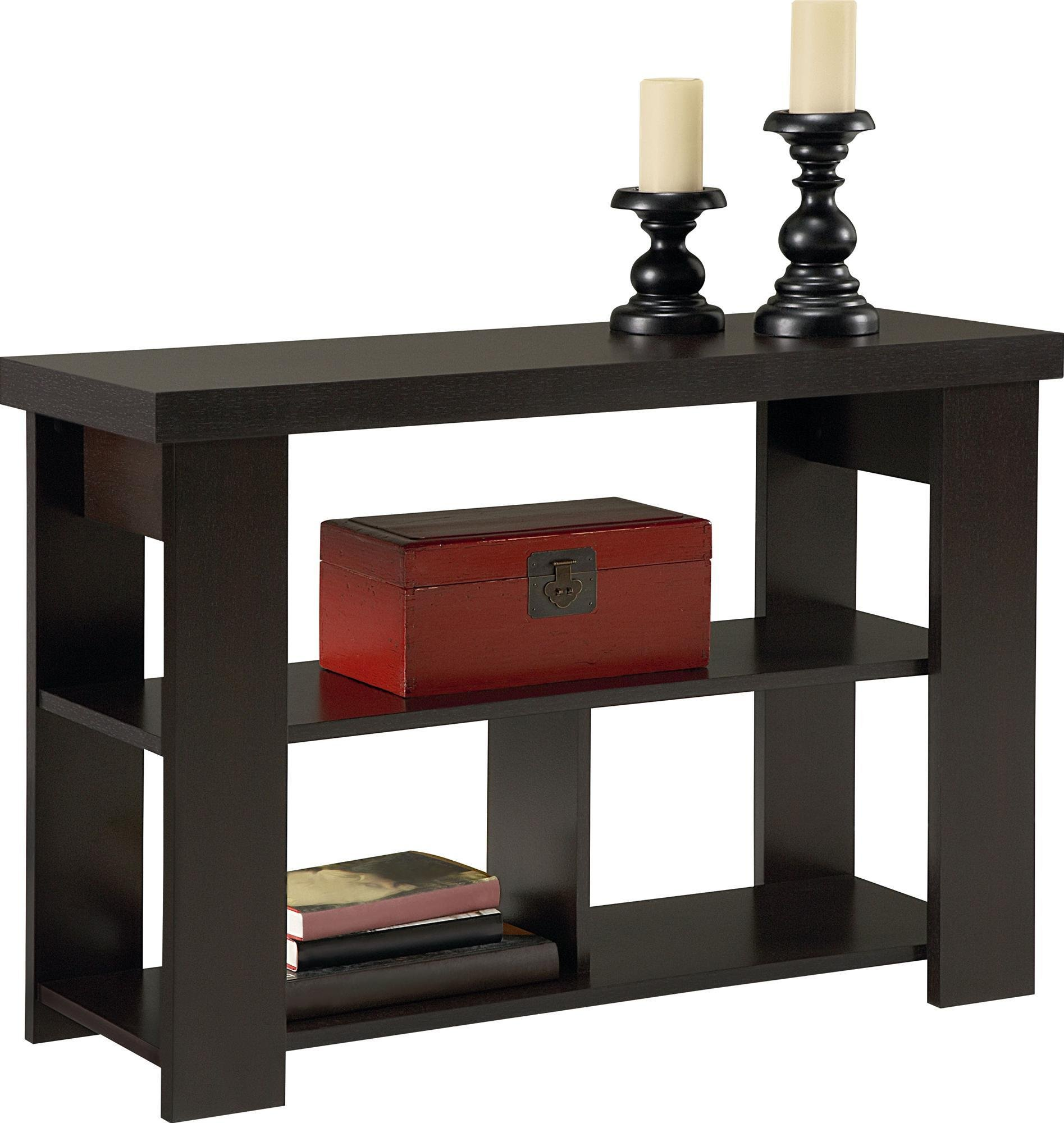 Ameriwood Home Jensen Console Table, Espresso
