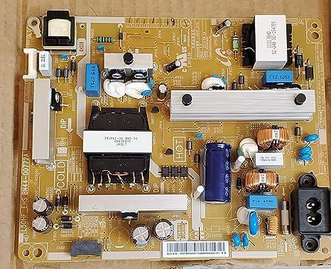 Samsung BN44-00772A - Placa de alimentación LED para UN50H5203AFXZA: Amazon.es: Electrónica