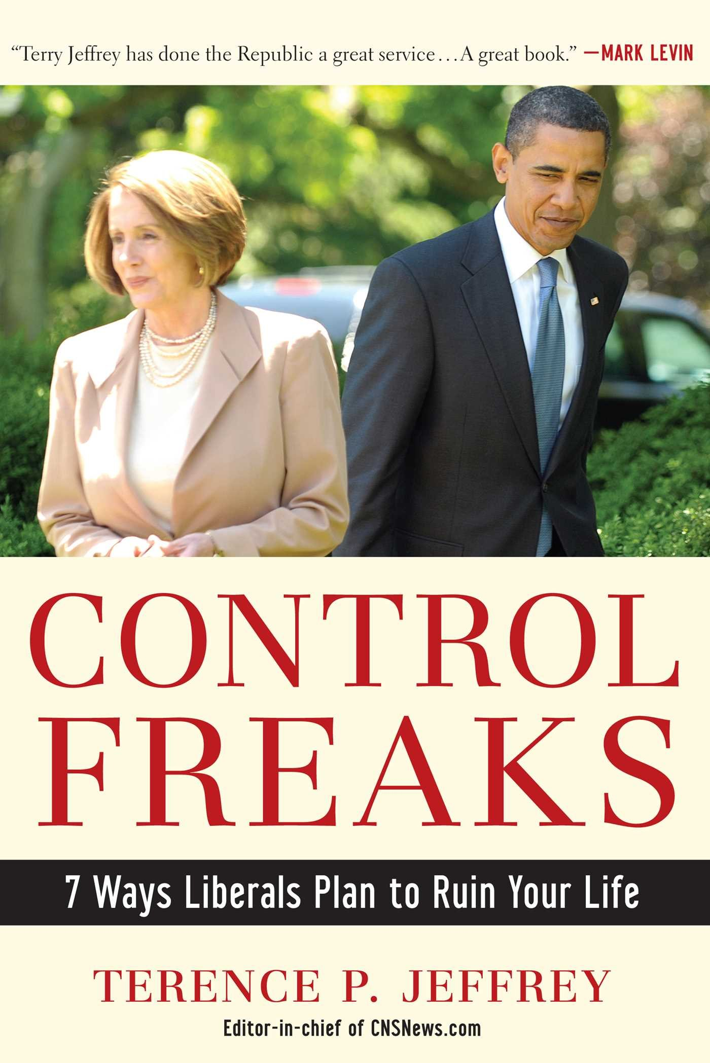 Download Control Freaks: 7 Ways Liberals Plan to Ruin Your Life pdf epub