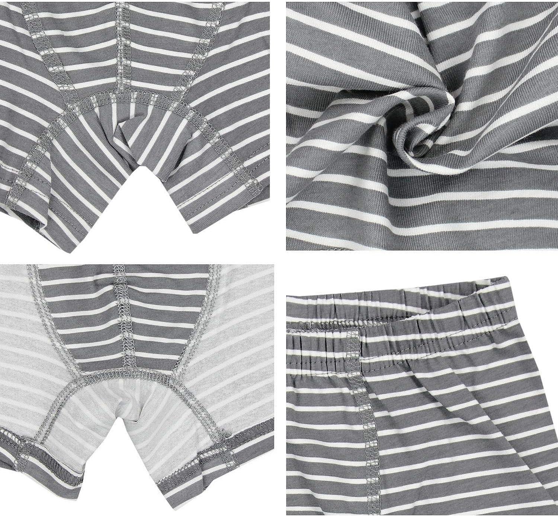 TupTam Boys Boxer Shorts Underwear Stripes Pack of 10