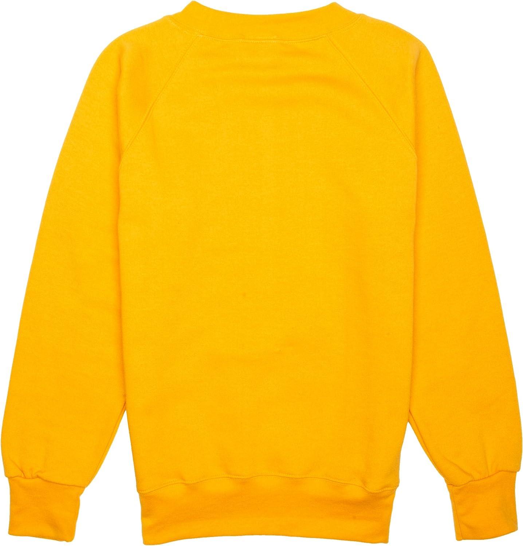 Charles Kirk Coolflow Coolflow Unisex Boys and Girls Round Neck School Sweatshirt
