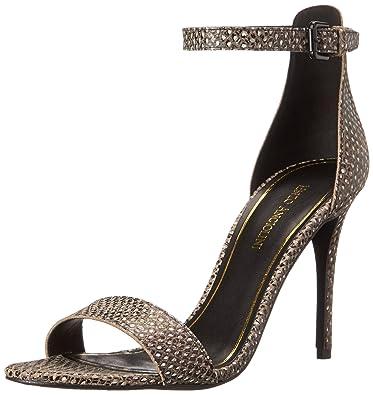 Enzo Angiolini Women s Manna Leather Dress Sandal aedef5d8b