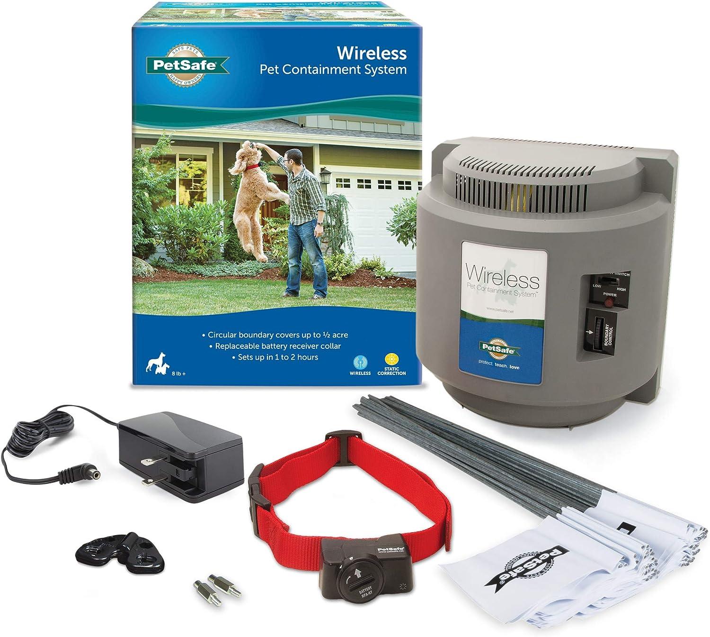 amazon.com - PetSafe Wireless Pet Containment System