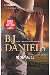 Iron Will & Justice at Cardwell Ranch (Cardwell Ranch: Montana Legacy) Mass Market Paperback