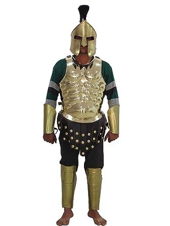 nauticalmart royal medieval greek muscle armor halloween costume