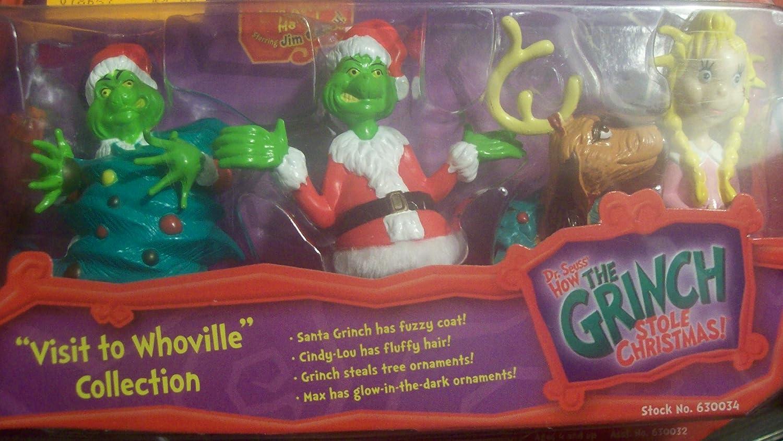 Amazon.com: Dr. Suess Cómo el Grinch robó la Navidad Visita ...