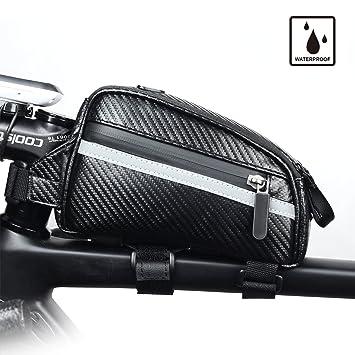Amazon.com: Rhinowalk - Bolsa para bicicleta, impermeable ...