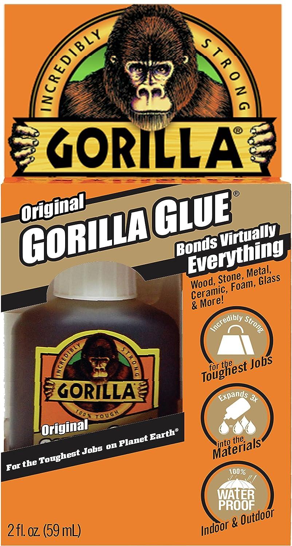 Amazon Gorilla Original Gorilla Glue Waterproof Polyurethane