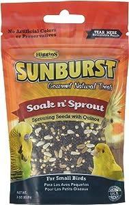 Higgins Sunburst Soak And Sprout 3 Ounce