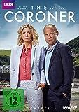 The Coroner - Staffel 1 [Edizione: Germania]