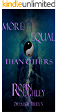 More Equal Than Others. The DS Lasser series. Volume five: An absorbing DS Lasser mystery