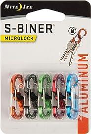 Nite Ize S-Biner MicroLock, Locking Key Holder