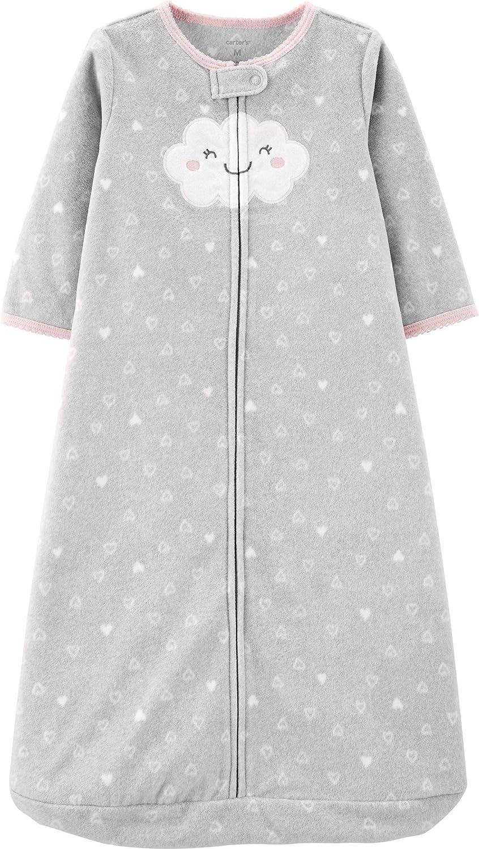 Carters Unisex Baby Fleece Sleep Bag