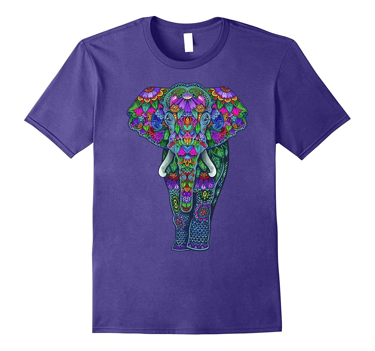 M.E. Miller's Tribal Elephant-Art
