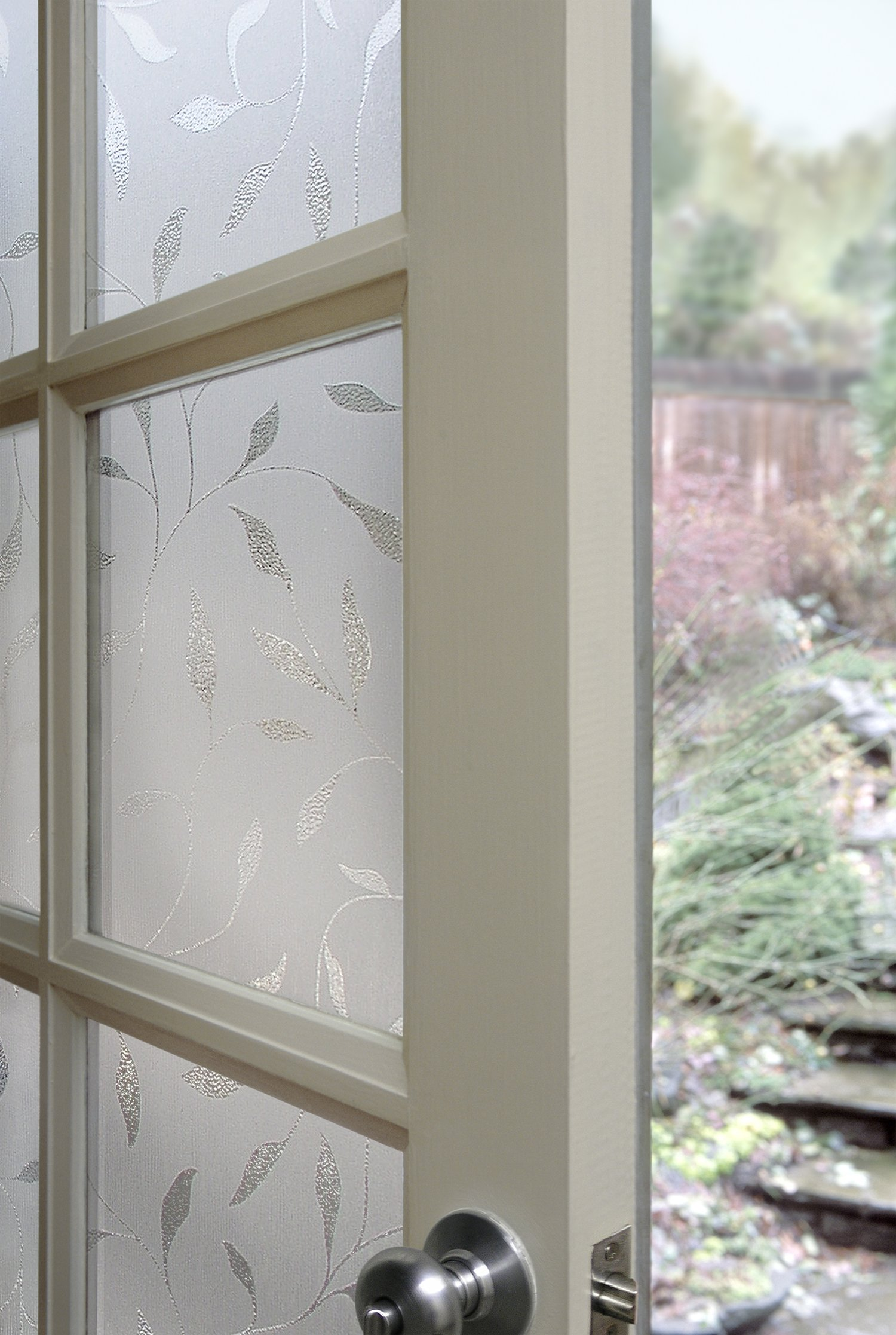 Artscape Etched Leaf Window Film 24'' x 36''