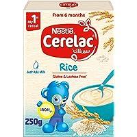 Cerelac Cerelac Rice Gluten & Lactose Free, 250g