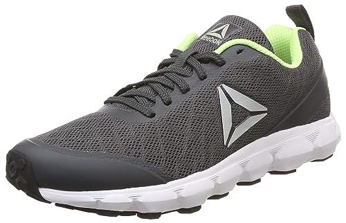 Reebok Men s Hex Bold Gravel Electric Flash Running Shoes-10 UK India ( c85170057
