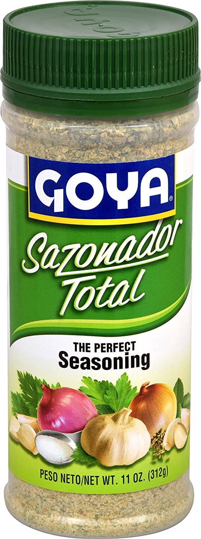 Goya Sazonador Total - Complete All Purpose Seasoning, 11 Ounce