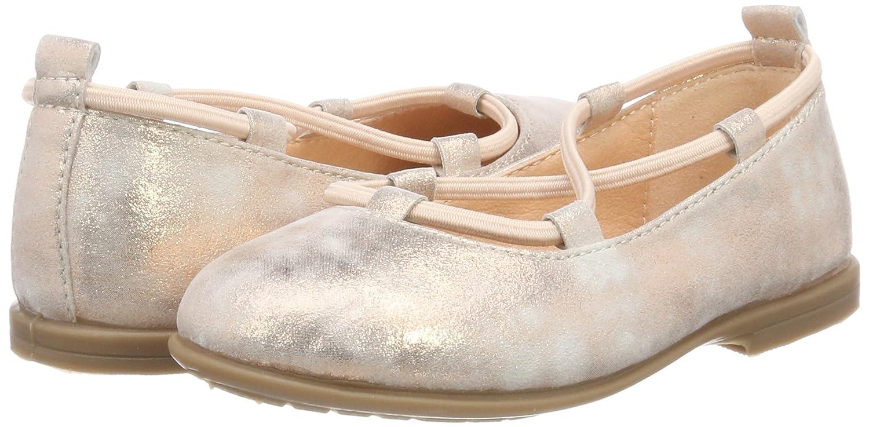 Unisa Girls/' Seimy/_on Closed Toe Ballet Flats