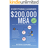 Everything I learned at $200,000 MBA about Marketing: Fun, relaxed, easy to read. (English Edition)