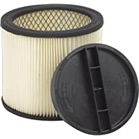 Shop Vac Cartridge Filter, White