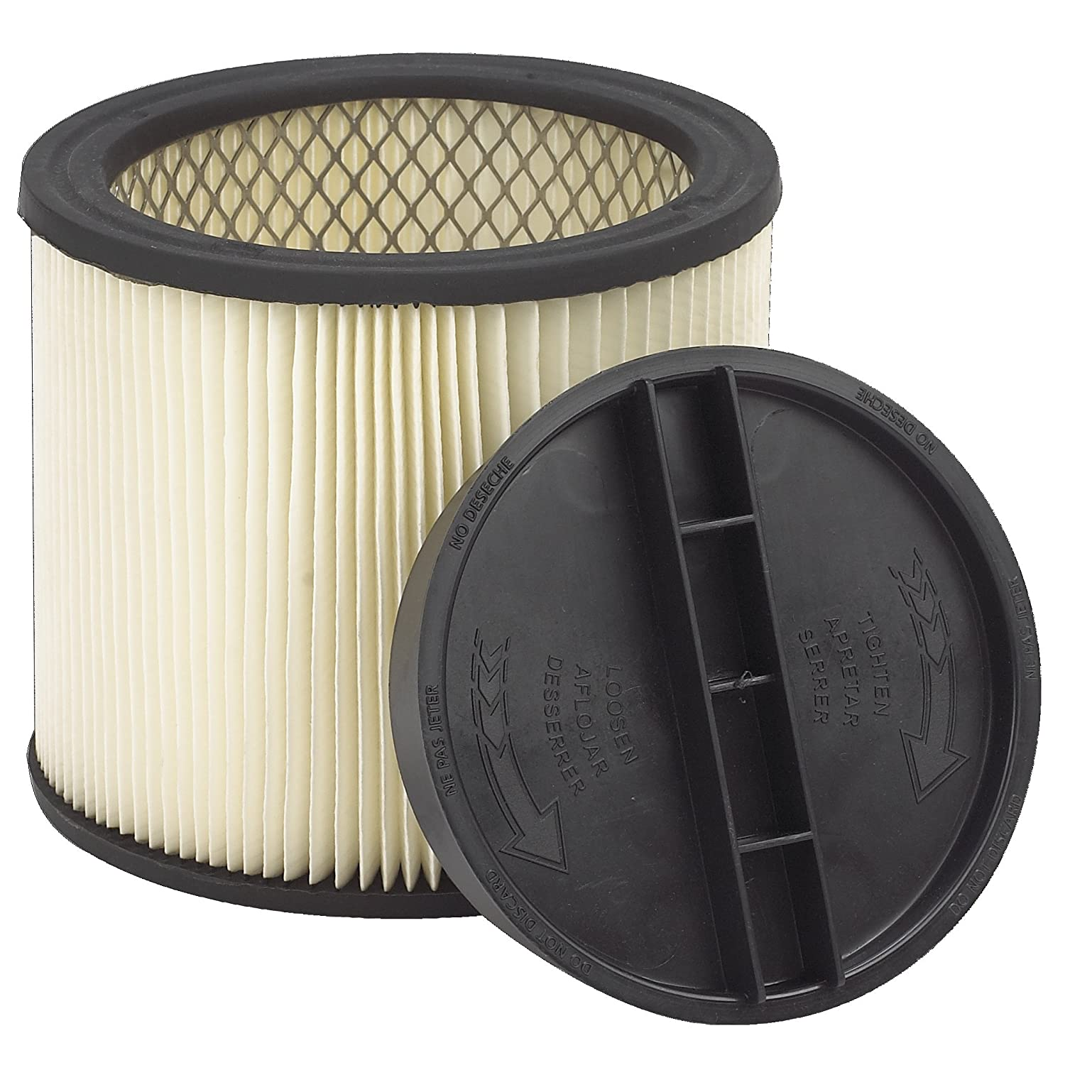 Shop Vac 9030429 Pleated Filter Standard