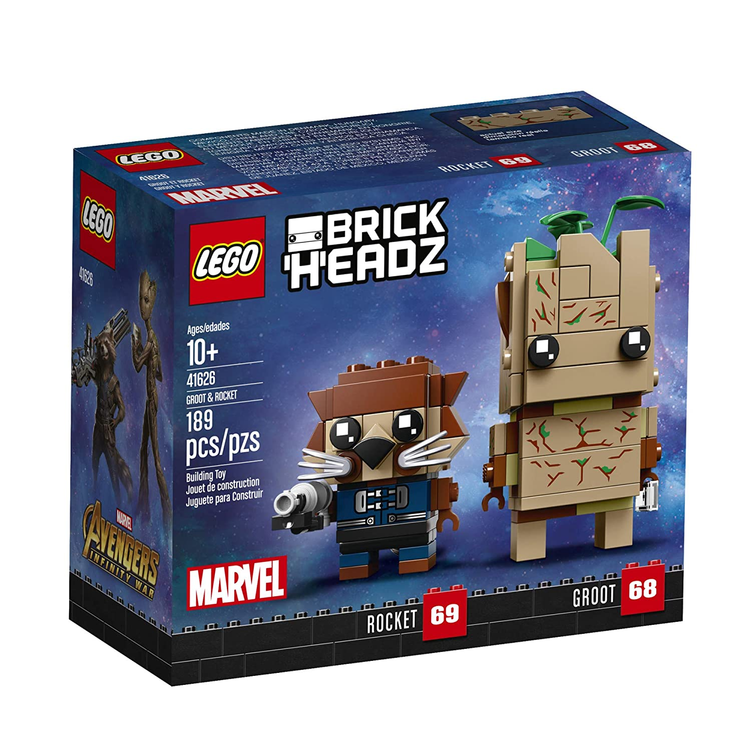 Top 11 Best Lego Brickheadz Reviews in 2019 5