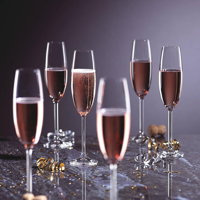 Buy 4 Get 6 Lenox 845276 Tuscany Classics Champagne Flutes