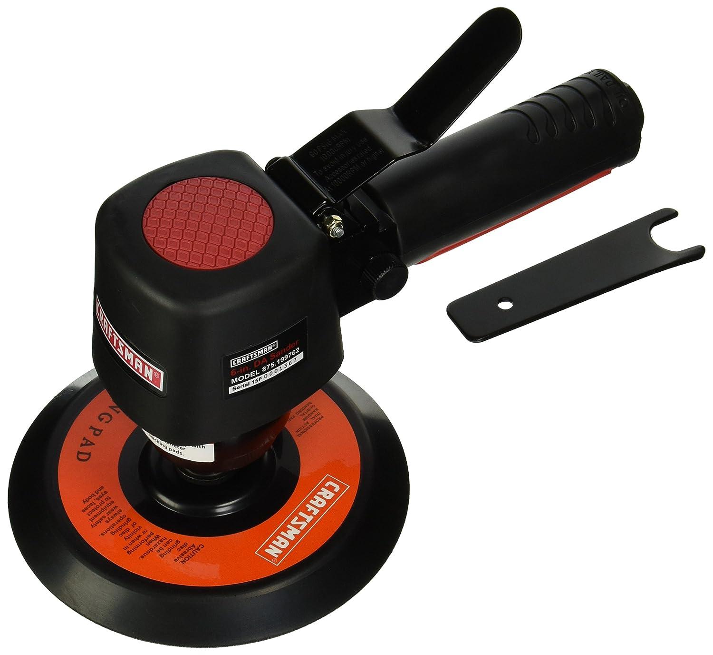 Craftsman Pneumatic Dual Action Sander Model 19976