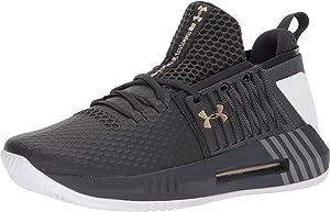Under Armour Women's Street Precision Low Basketball Shoe