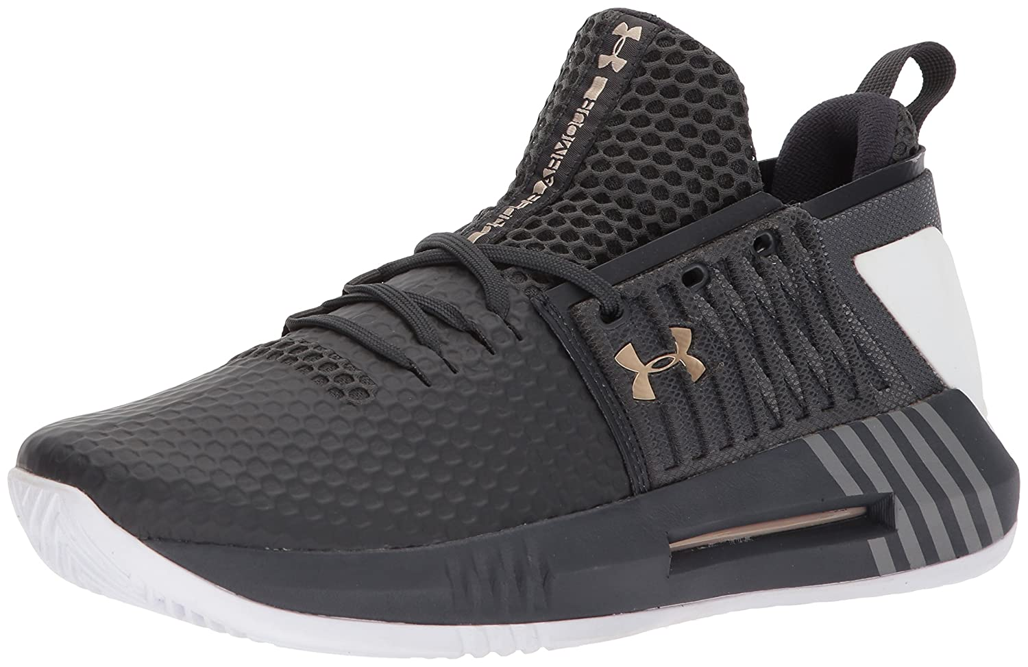 Under Armour Men's Drive 4 Low Basketball Shoe B071Z9148R 14 M US|Anthracite (101)/Anthracite