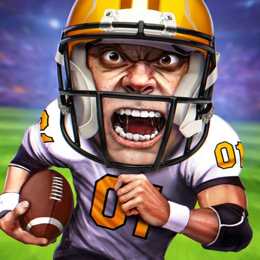 American Football Match - Rugby Touchdown Plays: juegos de futbol y deporte para todos, ser soccer striker, hero y stars de futbol liga del mundo y euro, hacer penaltis en los entrenamientos: